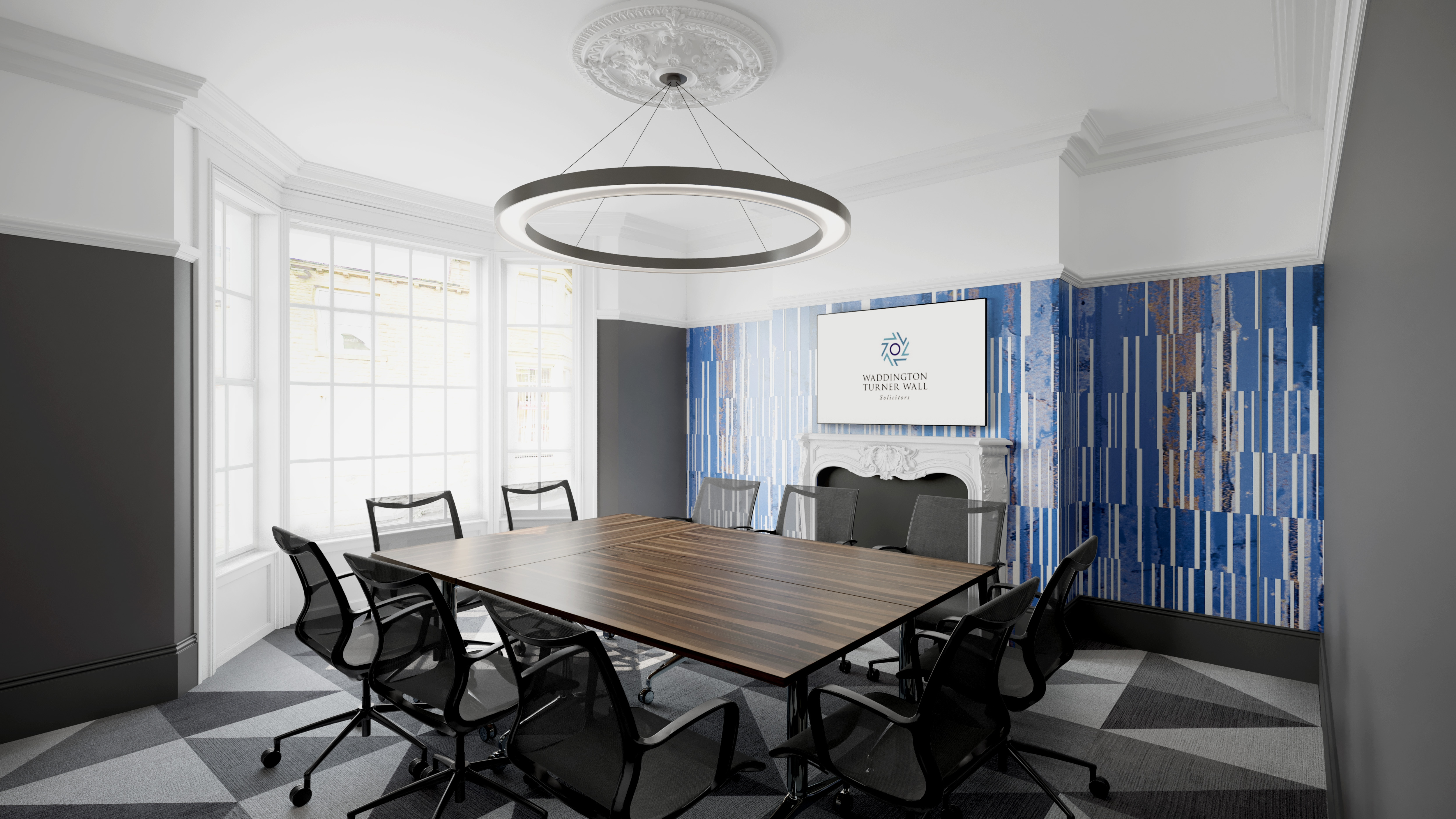 WTW Solicitors Meeting Room