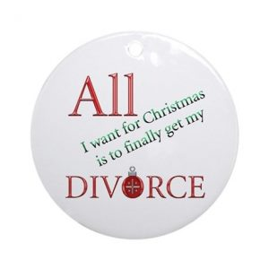 Christmas Divorce